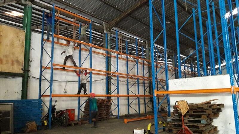 Jual Rak Gudang Heavy Duty di Tinangkung Banggai Kepulauan