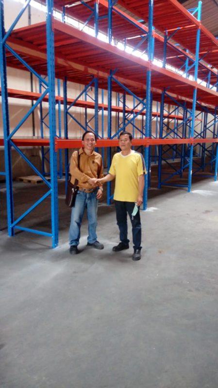 Jasa bongkar pasang rak gudang di Bogor