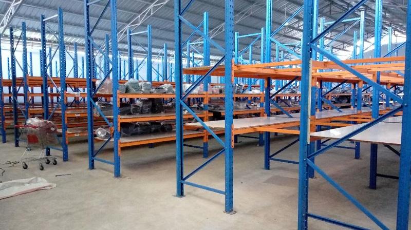 Jual Rak Selective Pallet Bekas Heavy Duty Jumlah Banyak di Jakarta Selatan-081292200677,087781016577
