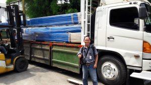 Jual Rak Gudang Heavy Duty Bekas Kondisi Baik Murah dan Terlengkap di Tobelo Tengah Halmahera Utara Hubungi 0812 92200677 / 087781016577