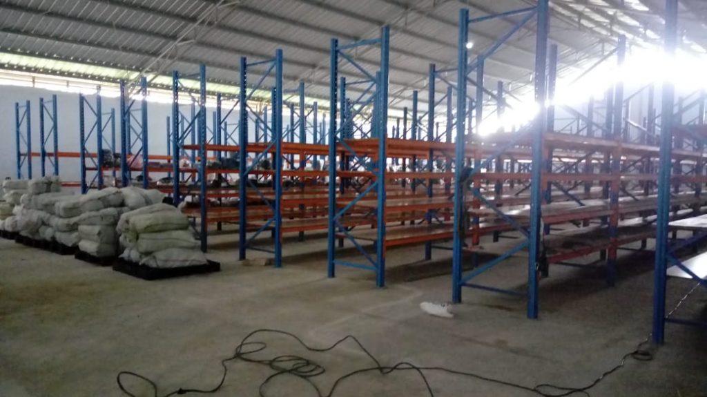 Jual Rak Gudang Heavy Duty di Pondok Cabe Ilir Tangerang Selatan