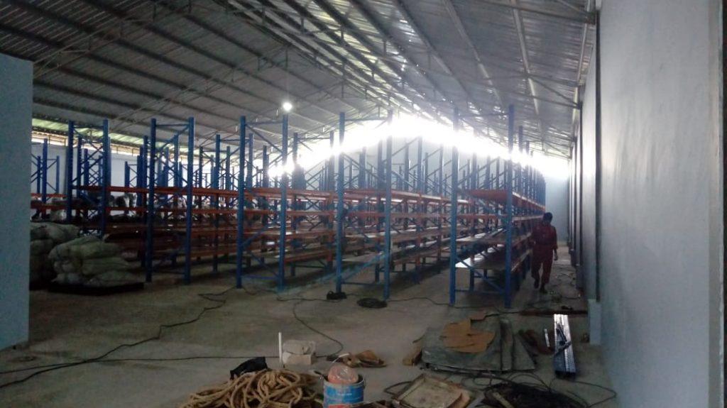 Jual Rak Gudang Heavy Duty di Ngaliyan Kota Semarang