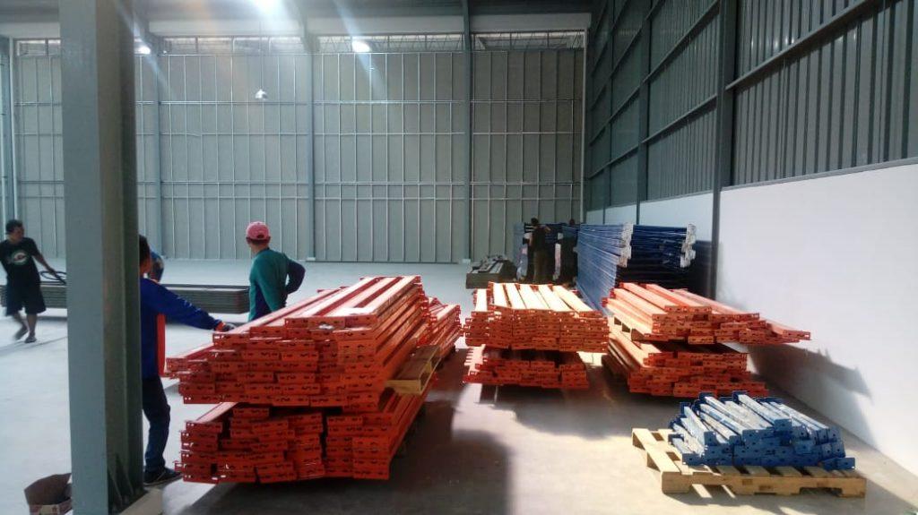 Jual Rak Gudang Heavy Duty di Kembang Jepara