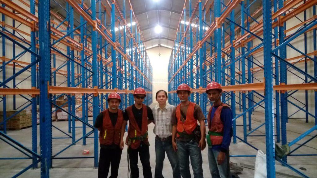 Jual Rak Gudang Heavy Duty di Tamiang Hulu Aceh Tamiang
