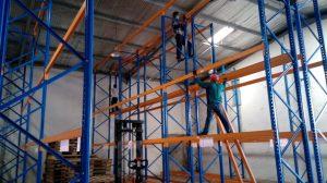 Jual Rak Gudang Heavy Duty Bekas Kondisi Baik Murah dan Terlengkap di Binjai Barat Kota Binjai Hubungi 0812 92200677 / 087781016577