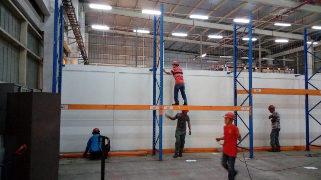 Jual Rak Gudang Heavy Duty di Leuwinutug Bogor